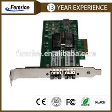 1Gbps Daul Port Network Card Server Adapter Intel 82580 Chipset