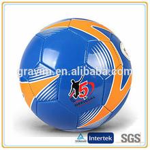 Buy 2014 new Training wholesale size 5 4 3 machine Stitched TPU/PU/PVC leather material brand Logo custom printed soccer ball