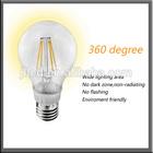high power 5w carbon cob led filament bulb light ce rohs