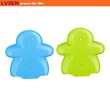 china home kitchen utensils funny angel silicone mould