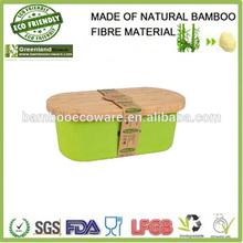 New bamboo bread bin storage