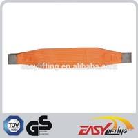 10 ton web sling/polyester sling/flat webbing sling