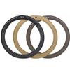 Track series hybrid material car steering wheel covers