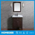 cuarto de baño de la vanidad de estilo americano cuarto de baño muebles de madera