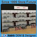 Nom de chaussures magasins/étagères à chaussures pour les magasins/décoration pour magasin de chaussures