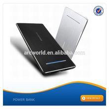 AWC056 polymer slim extended battery 5600mah emergency power bank