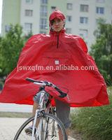 bike poncho raincoat waterproof pocket raincoat bicycle poncho black rain poncho