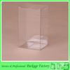 10 years factory foldable plastic decorative clear box