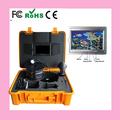 Underwater camera pesca câmera de vídeo, 50 m pesca submarina camera, Pesca submarina camera monitor TEC710DS-F