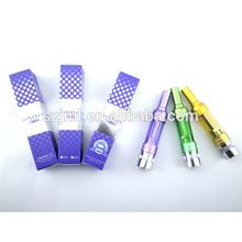 glass globe e-cigarette dry herb vaporizer ego wax vaporizer pen