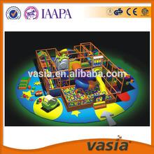 2015 new design kids indoor soft play game equipment for sale/Children amusement play naughty castle indoor