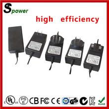 input 100-240V single output 12V 1A power adapter 12v for e-cigarette