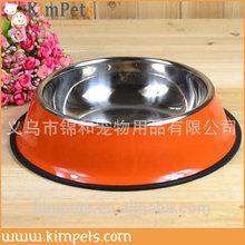 melamine plastic feeder pet dog cat bowl