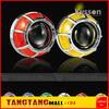 3.0 inch car Headlight type high quality Q5 HID Bi-Xenon Projector Lens with Angel Eye