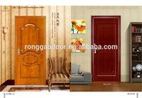 New design wooden sliding door stops lock for bedroom