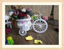 Bike Christmas Plastic Packing Gift Basket