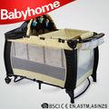 2014 venda quente segurança e portátil bebê cercadinho fornecedores na china