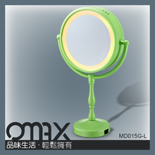hollwood super star makeup lighted led vanity mirror glass