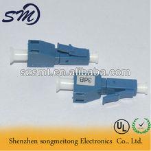 high quality fiber optic attenuator(5db 10db)