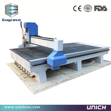 High Efficiency and Low cost cnc router machine 1325 Unich cnc engraving machine/woodworking cnc router