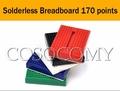 puntos 170 mini soldadura breadboard prototipo