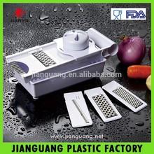 5 in 1 plastic kitchen garater multi wonder grater