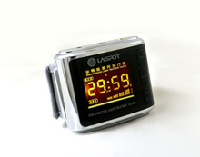 laser acupuncture medical laser therapy equipment wrist type