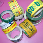 branded packing tape logo