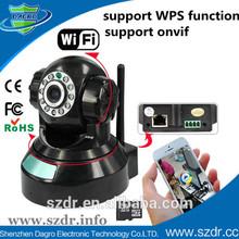 megapixel ip camera dome HD 720P P2P wireless ptz wifi ip camera10pcs ir leds cctv camera system ip camera system