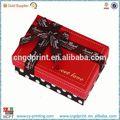 guangzhou fabbrica finestra trasparente scatola di cioccolato