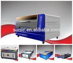 Hot Sale/Newest acrylic co2 laser cutting machine SCU1290 High power laser
