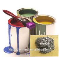 Aluminum Paste With Metallic Lacquer