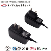 6v 800ma power adapter with UL/CUL GS CE SAA FCC approved (2 years warranty)
