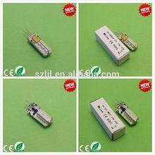 Small Size Epoxy Resin Glue LED G4 12V 1.5W G4 Led Light