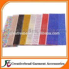 Diamond Rhinestone Adhesive Sheet Decoration DIY Crystal Rhinestone Wall/Car/Nail sticker