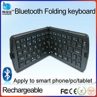 Black & White color foldable bluetooth keyboard ipad bluetooth keyboard