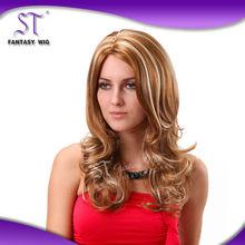 Top grade japanese kanekalon wigs,kanekalon curly synthetic hair wig,synthetic lace wig