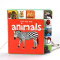 I libri di apprendimento, libri per bambini, libri per animale inglese parole di apprendimento