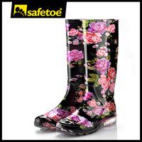 Best rain boot for women W-6040A