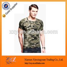 Custom Men Camouflage T-Shirts US&Australia Size Printing