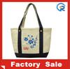custom cotton canvas tote bag