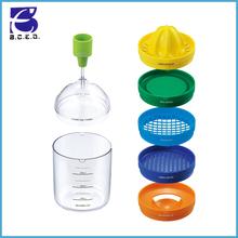 NIngbo Plastic bin 8 kitchen tool like bottle,kitchen tool seen on TV