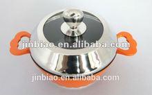 die-cast aluminum ceramic coating cookware
