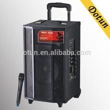 portable music angel speaker with FM Radio