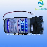 24V E-Chen RO water booster pump EC-103-50/75/100A for RO system