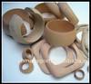 Wholesale Mixed Unfinished Wood Bangles Bracelet WJ-B1729