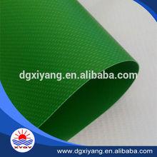 PVC material coated fabric tarpaulin
