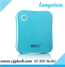 2014 New style portable move 8000 smart mobile power bank
