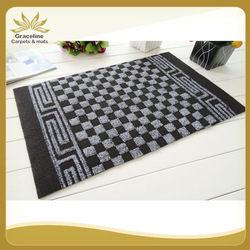 door mats used entrance or kitchen pvc backed
