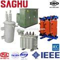 Saghu 315kva 11kv microondas transformador